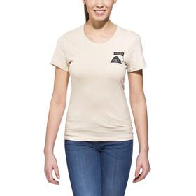 POLER Summit - T-shirt manches courtes Femme - beige